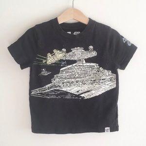 Pls Read baby Gap Star Wars T Shirt 40th Anniv 2T